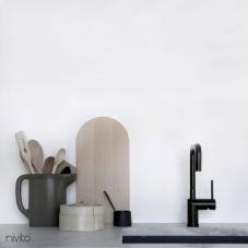 Svart Eldhús Blöndunartæki - Nivito 18-RH-320